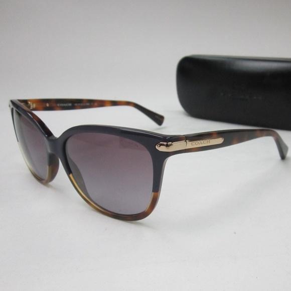 bb2463a941d2 Coach Accessories | Hc 8132 L109 54398h Womans Sunglassesolg659 ...